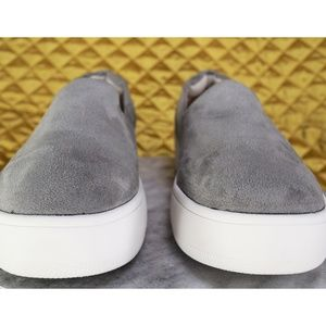db5126cbf73 Steve Madden Shoes - NEW Steve Madden Hilda Gray Suede Sneakers Size 9